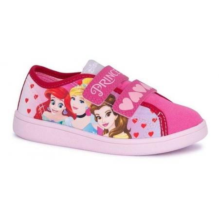 Tênis Infantil Velcro Princesas Sugar Shoes - N°32