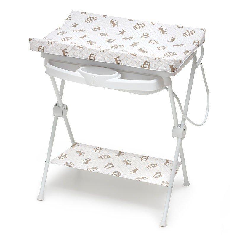 Banheira para Bebê Luxo Rígida Real Galzerano