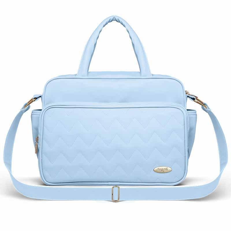 Bolsa Maternidade Classic For Baby Turim Cor Azul
