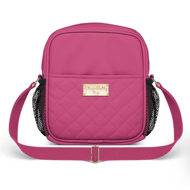 Bolsa Térmica Fit 03 Pink Classic For Bags