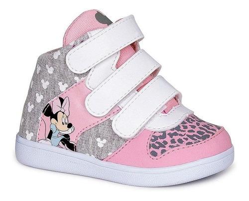 Bota Infantil Minnie Sugar Shoes - Nº23