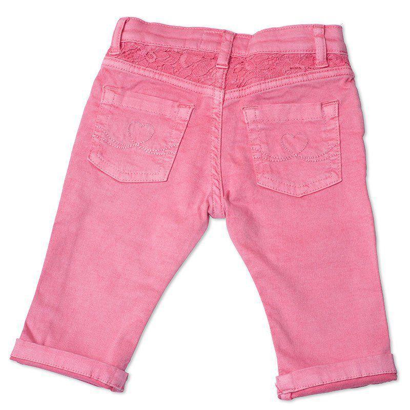 Calça Jeans Infantil Feminina Toffee
