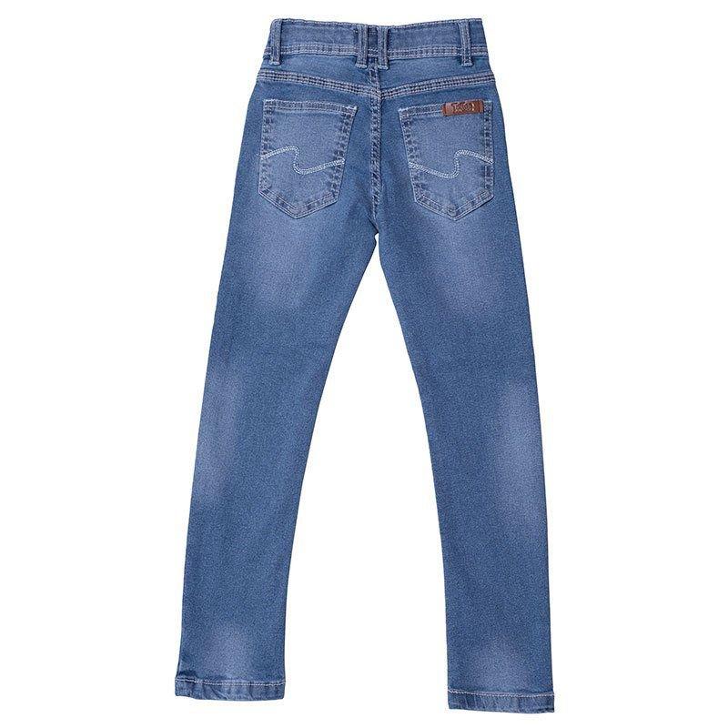 Calça Jeans Infantil Masculina Toffee