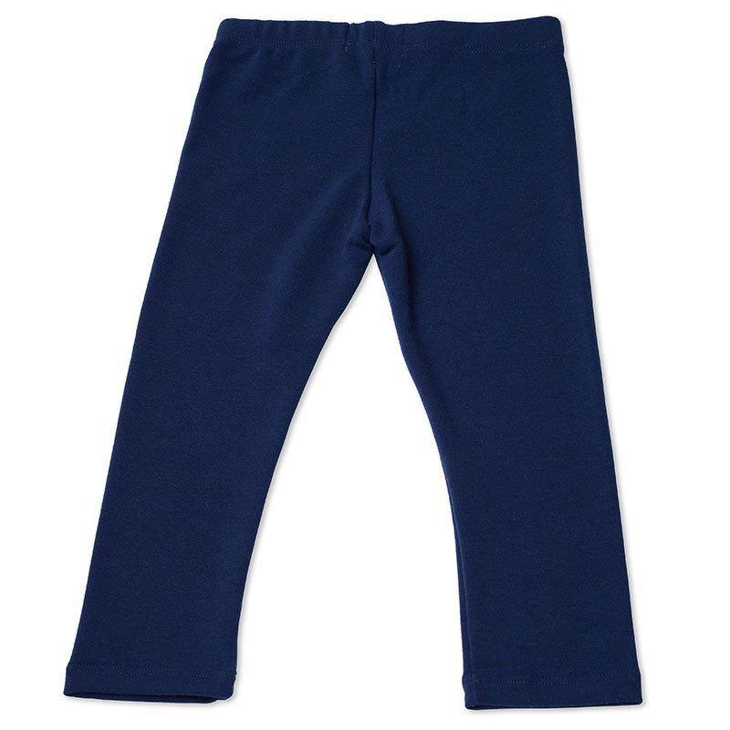 Calça Legging Infantil Azul Marinho Toffee - Nº04