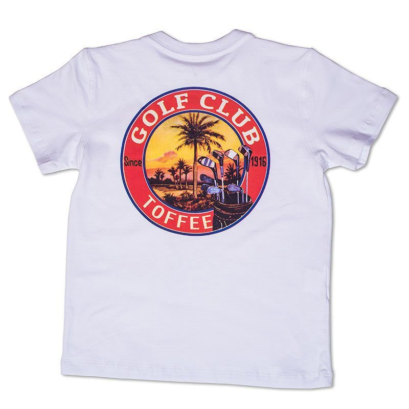 Camiseta Infantil Golf Club Toffee - Nº04