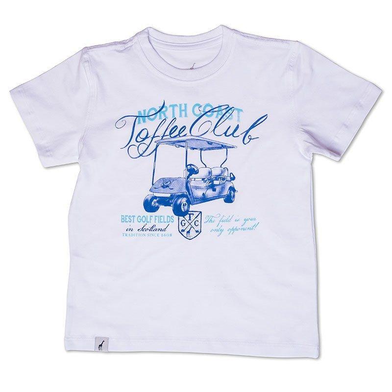 Camiseta Infantil North Coast Toffee - Nº03