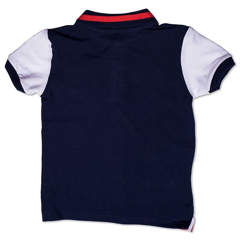 Camiseta Polo Infantil Recorte Toffee - Nº03
