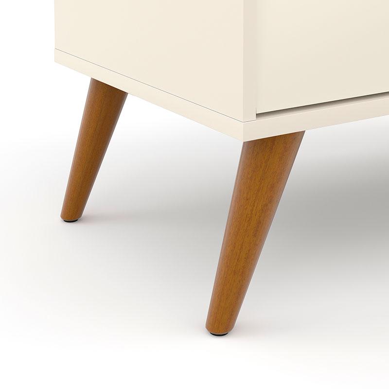 Cômoda Infantil Gold Matic Off White/Eco Wood
