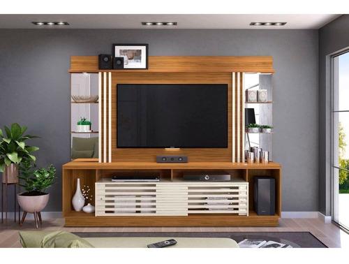 Home Theater Tv 55 Polegadas Frizz Gold Naturale Off White