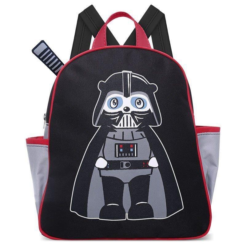 Mochila Infantil Biel Vader Classic for Bags Cor Preto