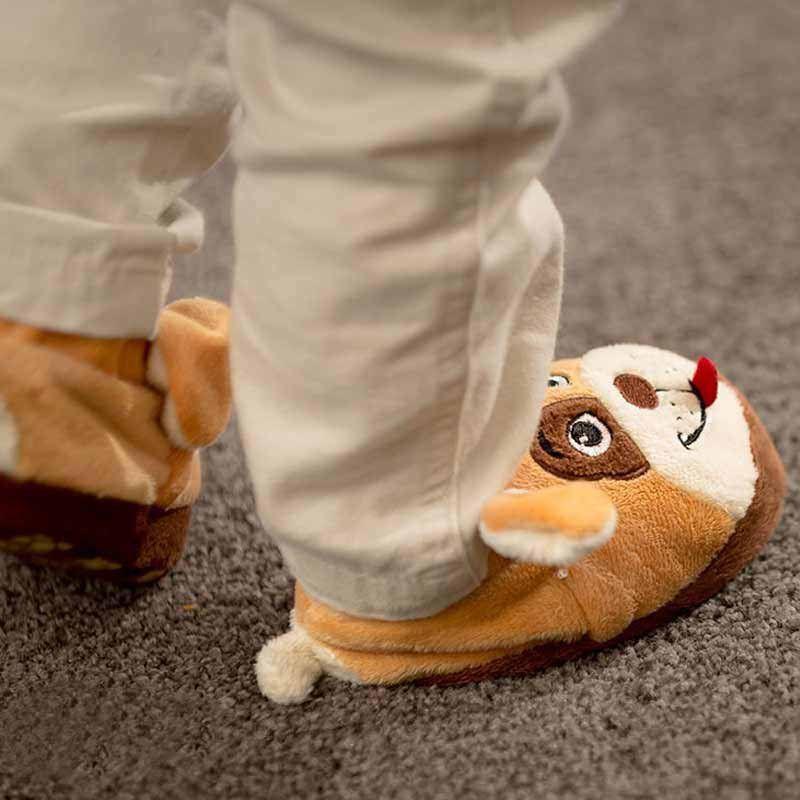 Pantufa Infantil Cachorro Sonho de Luz