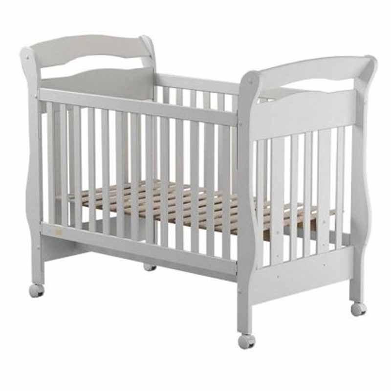 Quarto de Bebê Amore 2 Portas Deslizantes Matic Cor Branco
