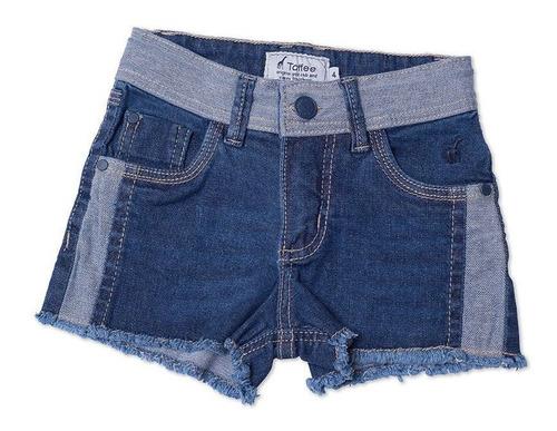 Shorts Jeans Infantil Feminino Toffee - Nº02