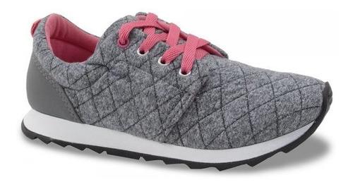 Tênis Infantil Diversão Runner Moleton Sugar Shoes - N°26