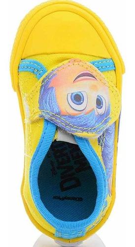 Tênis Infantil Divertida Mente Alegria Sugar Shoes - N°23