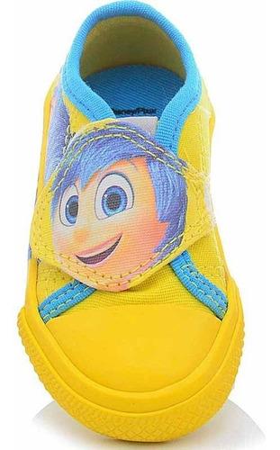 Tênis Infantil Divertida Mente Alegria Sugar Shoes - N°26