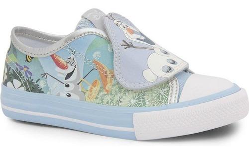 Tênis Infantil Olaf & Frozen Disney Sugar Shoes - N°28