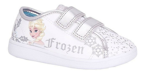 Tênis Infantil Princesa Frozen Diversão Sugar Shoes - N°31