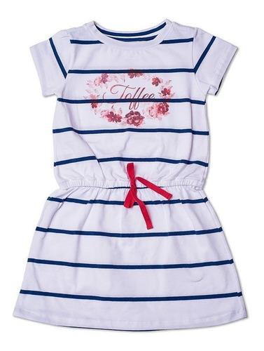 Vestido Infantil Expand Toffee - Nº06