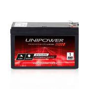 Bateria Selada Estacionária Unipower 12V Alarme Plus