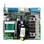 Central Triflex Connect Ppa Para Motor de Portão Eletrônico Jet Flex