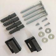 Kit Fixação PPA DZ MOD. 1/4 Analógica - A14680