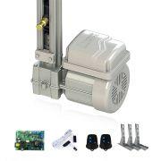 Kit Motor de Portão Eletrônico Basculante Peccinin Fast Gatter + Suporte