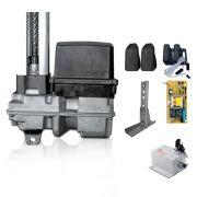 Kit Motor de Portão Basculante PPA BV Home R 1/4 + Suporte + Trava