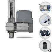 Kit Motor de Portão Basculante PPA Potenza SP 1/3 Hp
