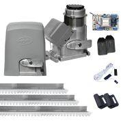 Kit Motor de Portão Deslizante Industrial PPA Dz Fort