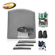Kit Motor de Portão Deslizante PPA Dz Predial 1/2 HP Jet Flex