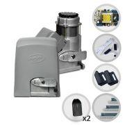 Kit Motor de Portão Deslizante PPA Eurus 2000 SP + Botoeira