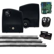 Kit Motor de Portão Deslizante RCG Slider PL Slim 1/5 HP