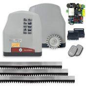 Kit Motor de Portão Eletrônico Deslizante Peccinin SR600 i-HS 1/2HP