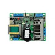 Kit Motor de Portão Eletrônico Deslizante PPA Dz Predial 1/2 HP Jet Flex