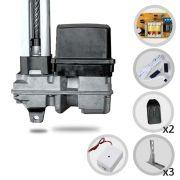 Kit Motor Portão Basculante PPA Home R + Suportes + Tx car