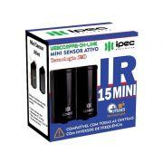 Sensor Ativo de Barreira IPEC IR 15 MINI Feixe Simples