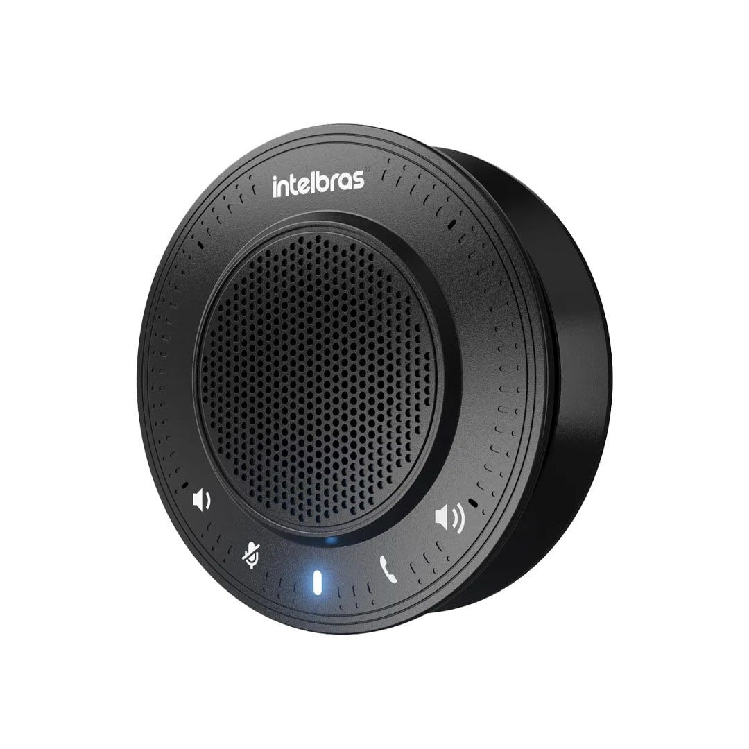 Audio Conferência Intelbras CAP 100 USB Portátil
