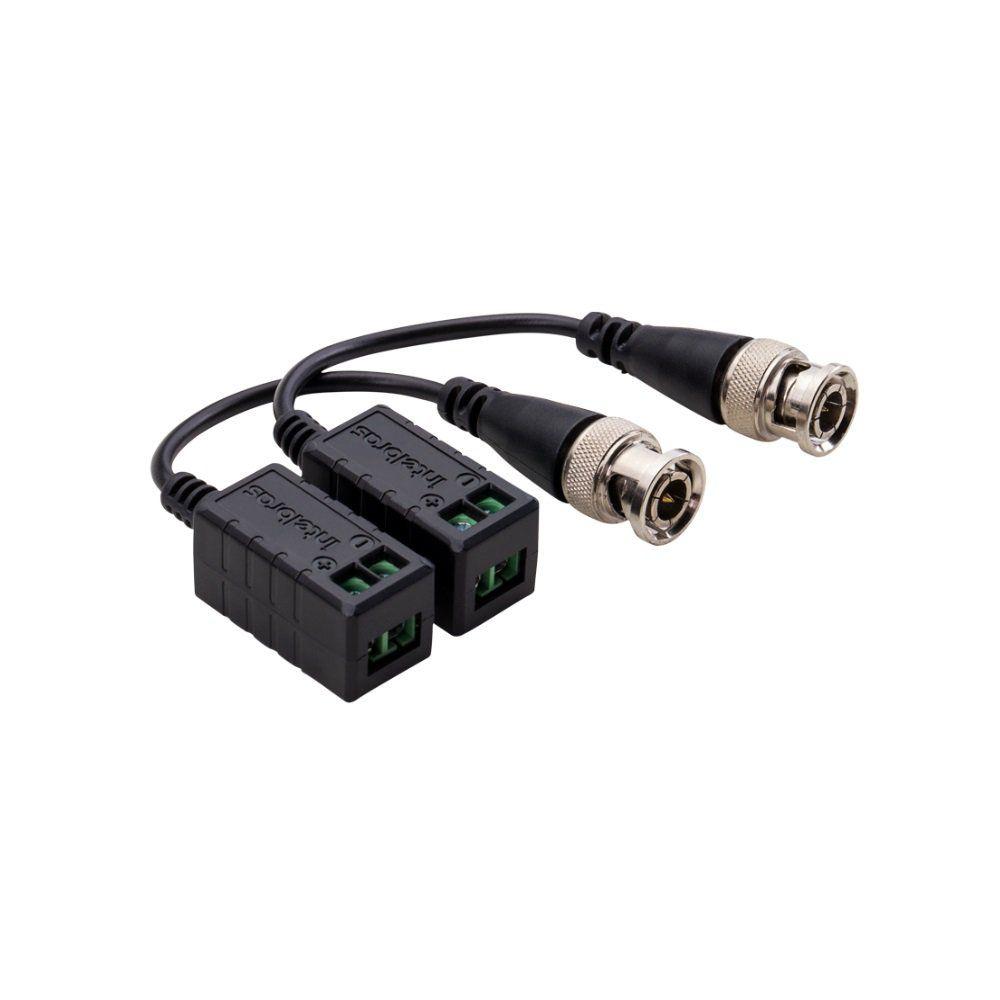 Balun Passivo Intelbras XBP 400 HD Conversor de Sinal