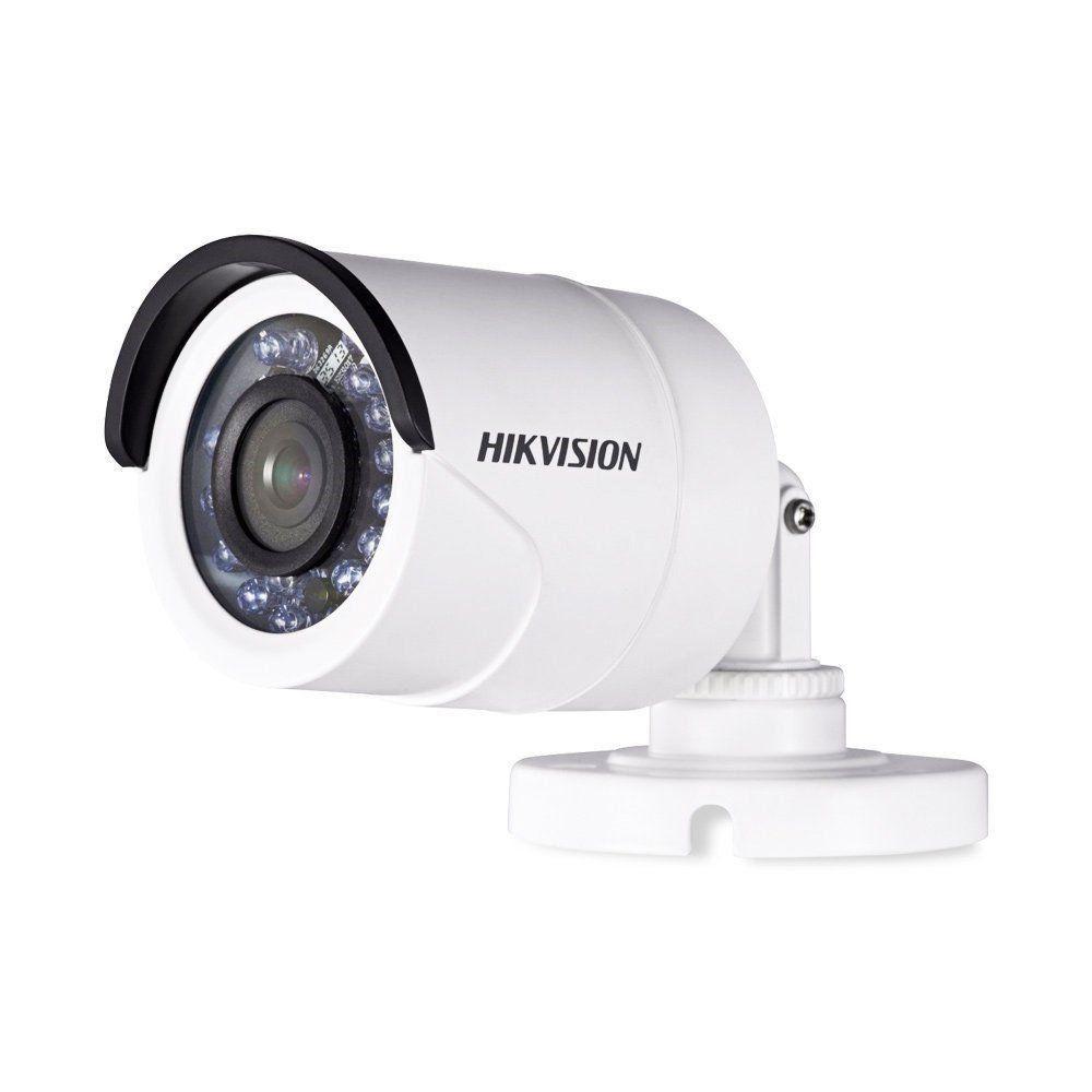 Câmera Hikvision DS-2CE16D0T-IRPF Bullet HD 1080p 4x1 2.8mm