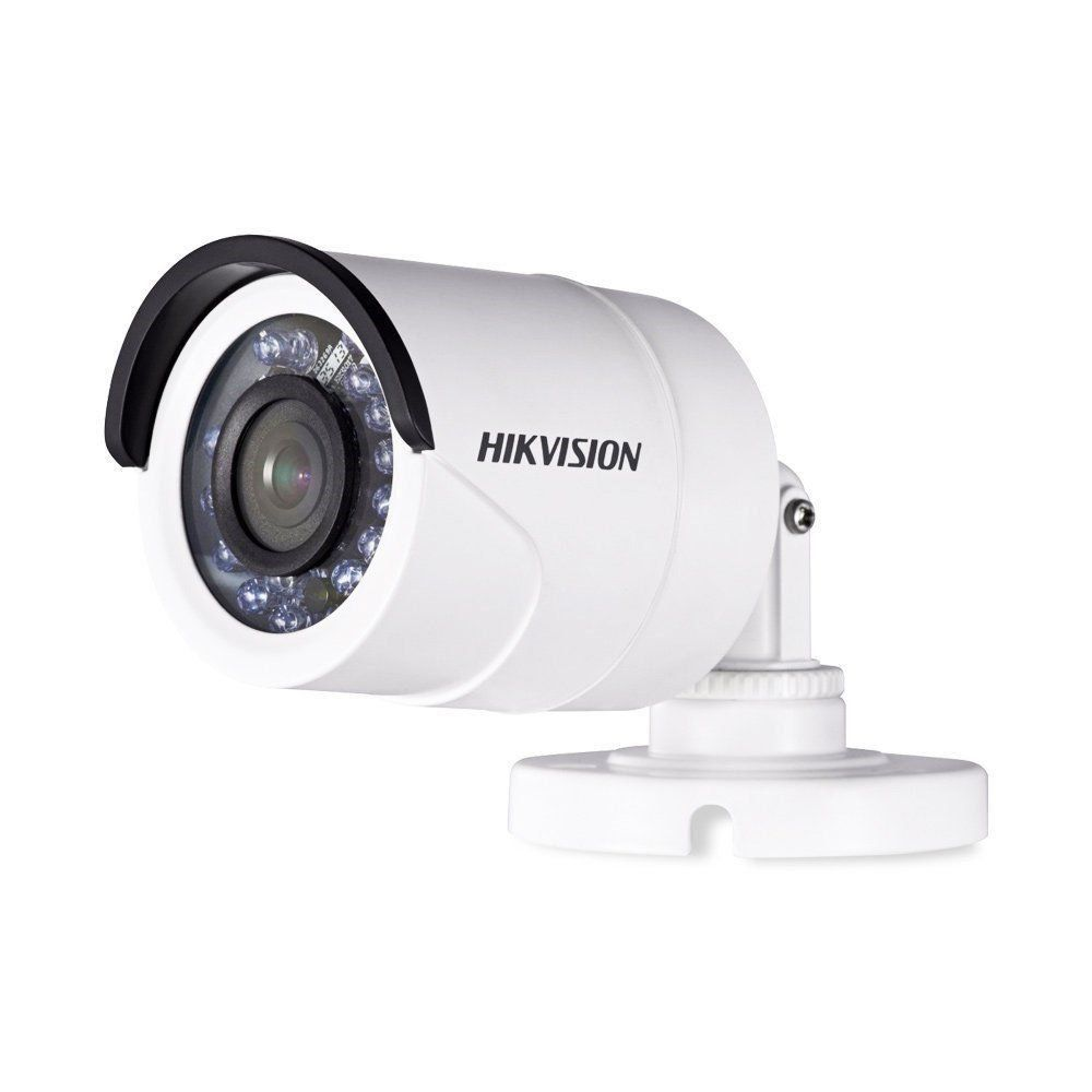 Câmera Hikvision DS-2CE16C0T-IRPF Bullet HD 720p 4x1 2.8mm