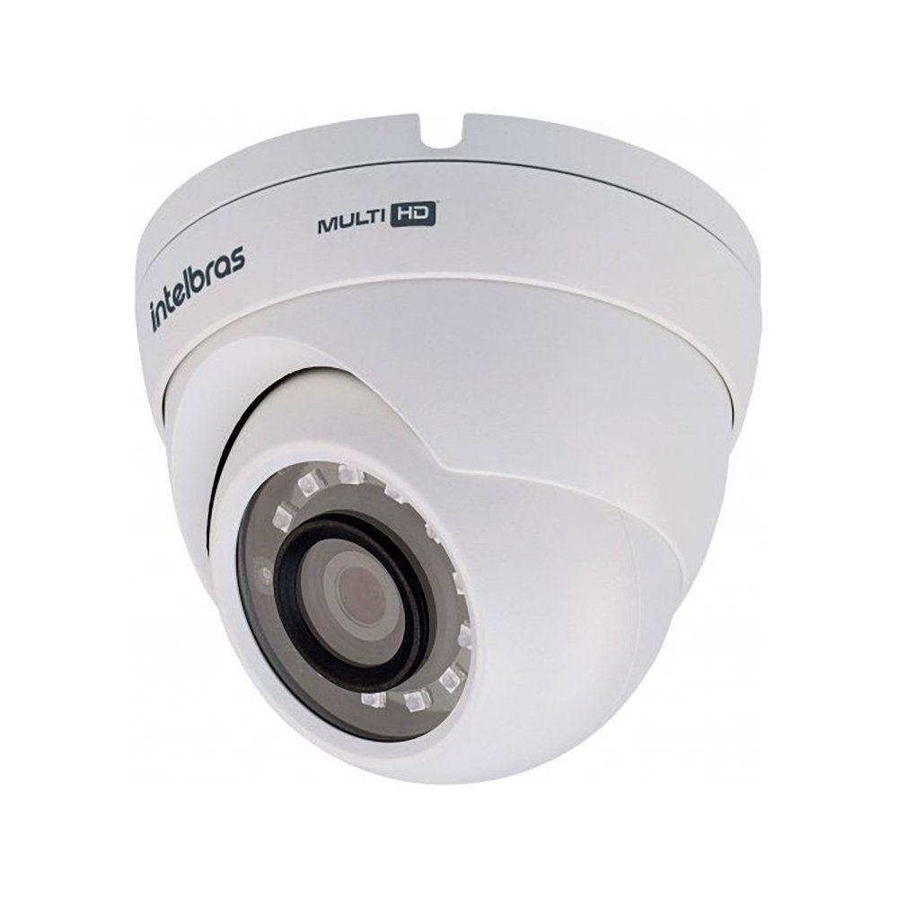 Câmera de Segurança Intelbras VHD 3220 D A Entrada de Áudio