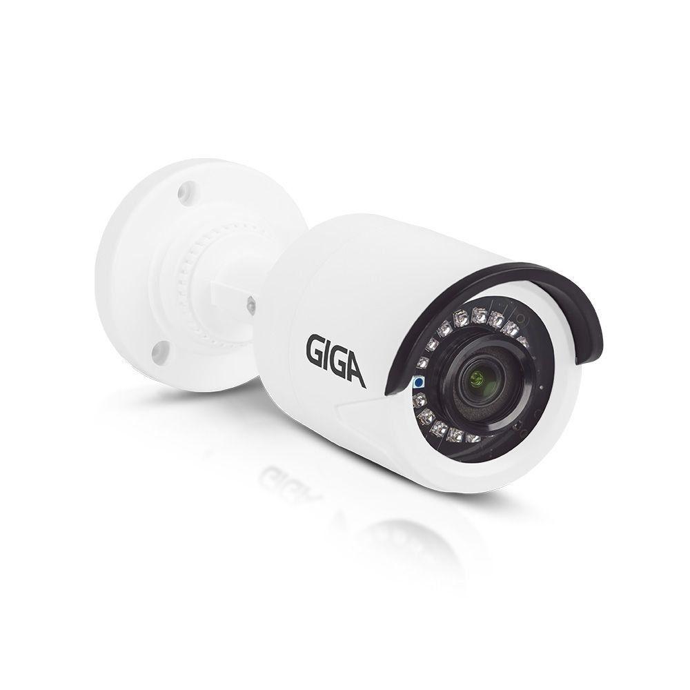 Câmera Giga GS0020 Bullet 720p Série Orion IR 20m 1/4 2.6 mm