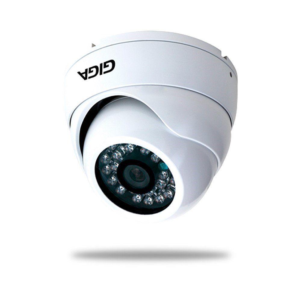 Câmera Giga GS0051 Dome 1080p Sony Starvis WDR 1/2.8 30m 4mm