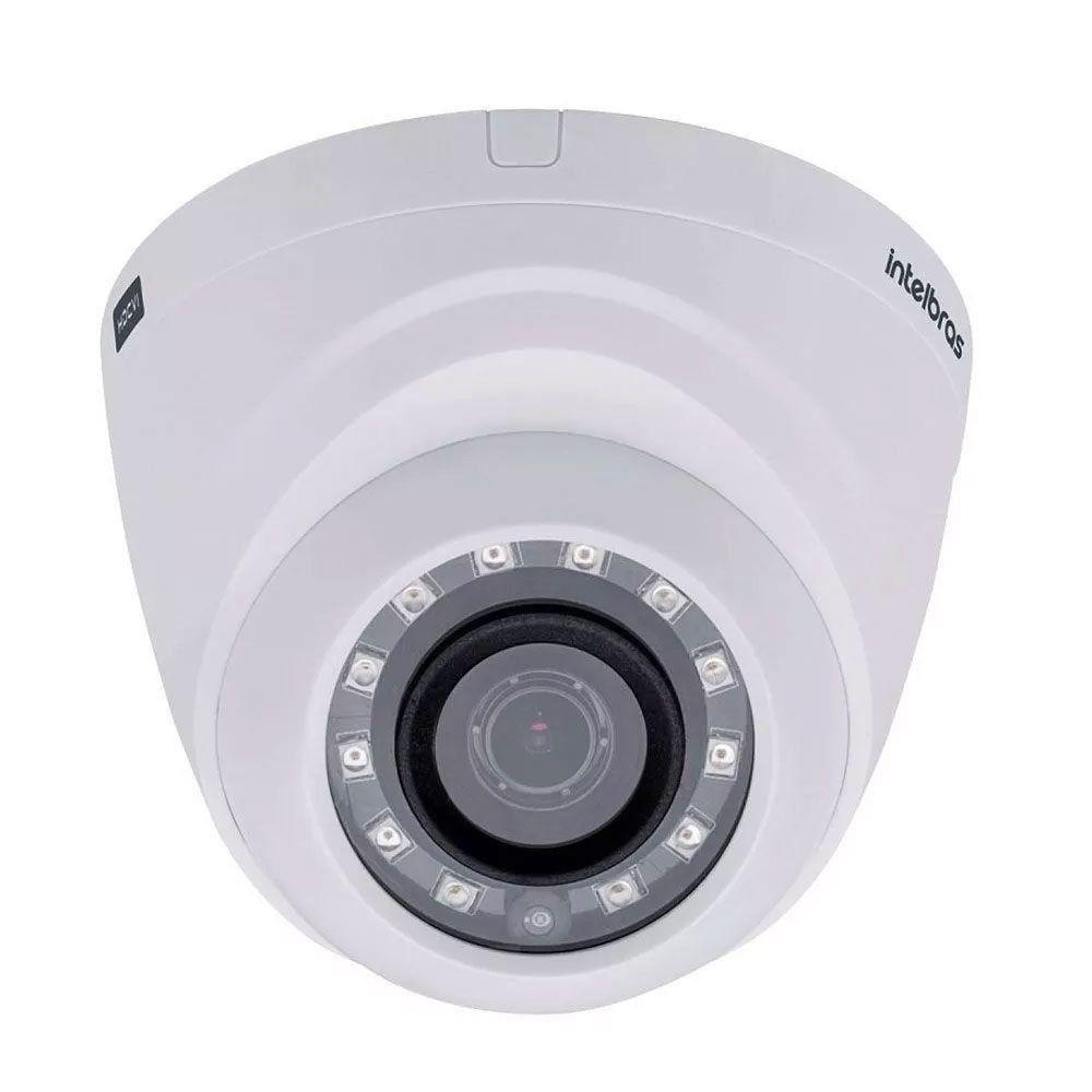 Câmera Intelbras VHD 1220 D G4 Dome Full HD 1080p 20 metros