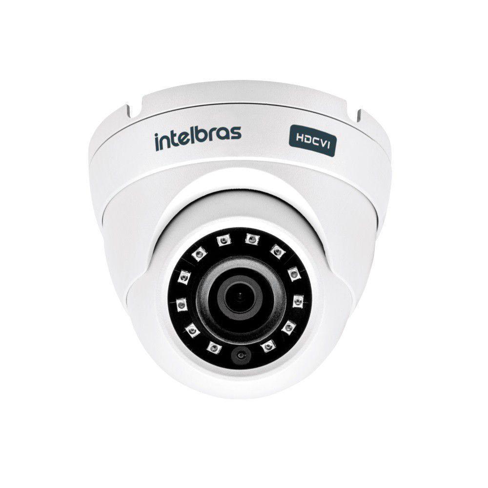 Câmera Intelbras VHD 3120 D G4 Dome Multi HD 720p 20 metros