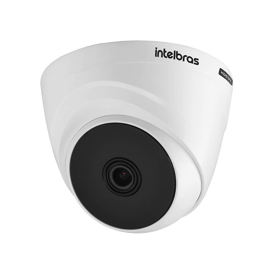 Câmera Intelbras VHL 1220 D Dome HDCVI Lite 1080p 20 Metros
