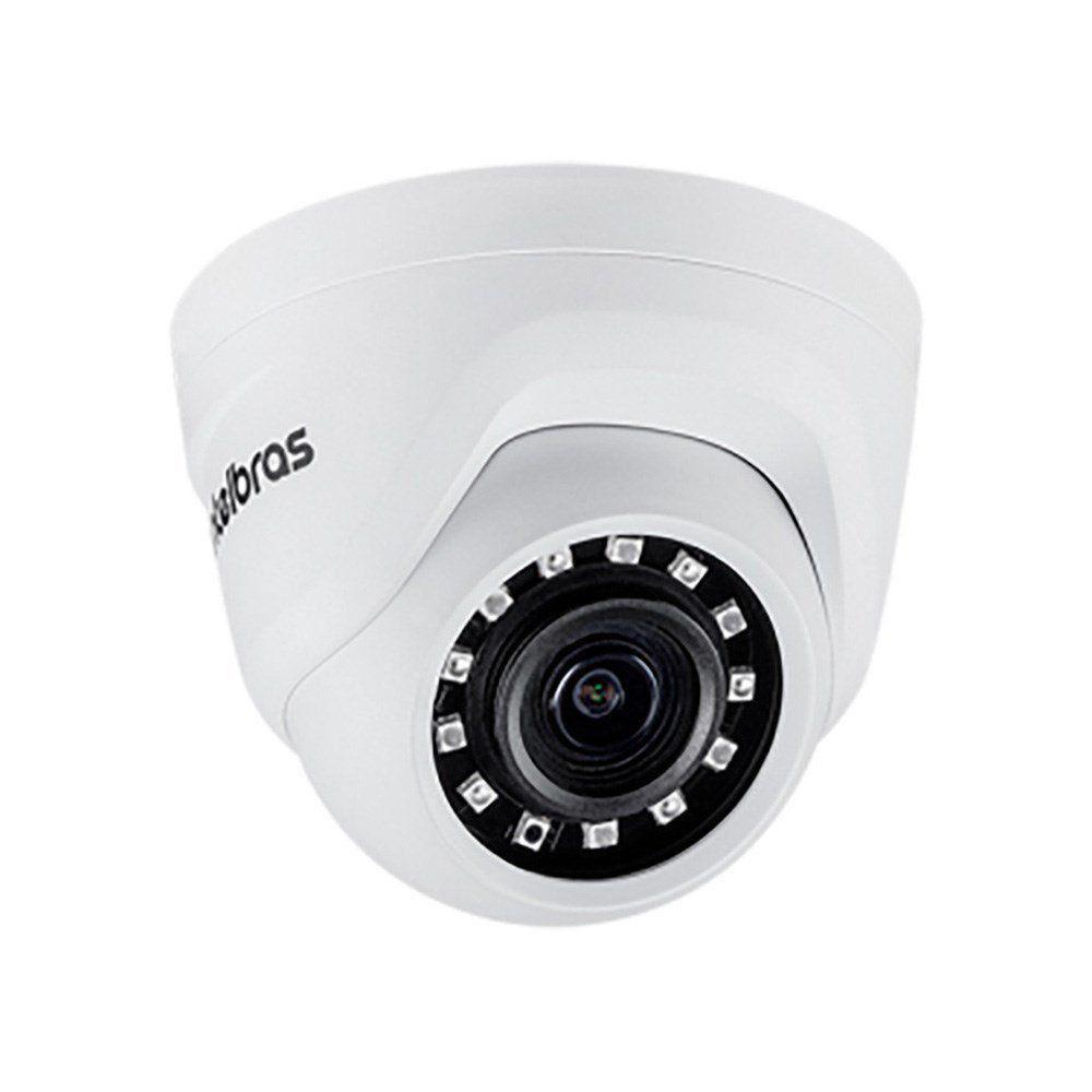 Câmera Intelbras VMH 1220 D AHD Dome Full HD 1080p 20 mts