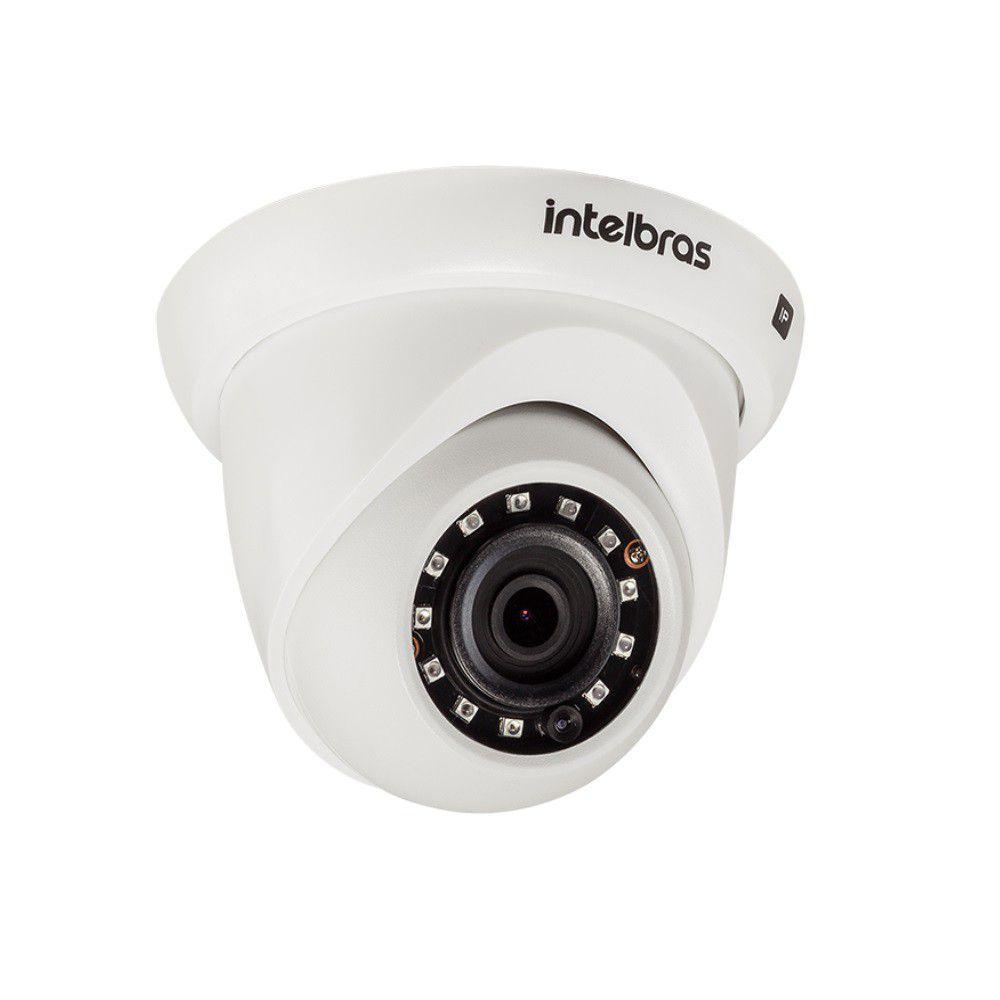 Câmera IP Intelbras VIP 3230 D Dome Full HD 2MP Poe 30 Mts