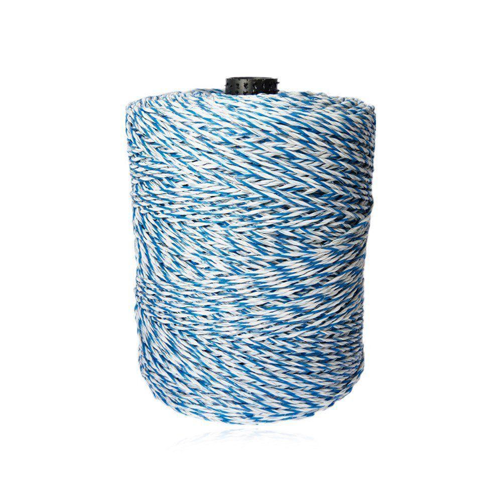 Carretel de Fio Eletroplastico 2,1mm para Cercas Elétricas